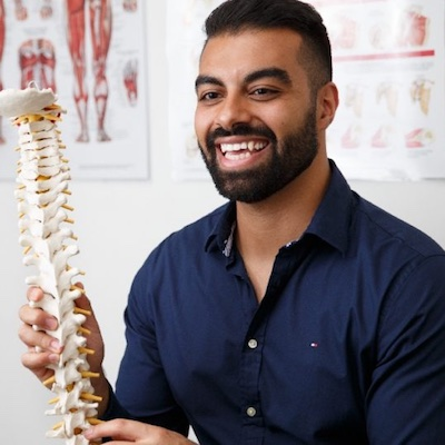 Physiotherapy in Sydney CBD 400 sq