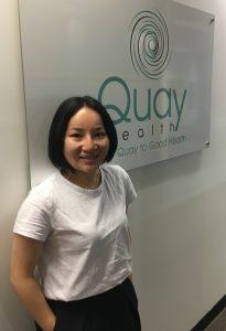 Si Chen Acupuncturist Quay Health Sydney CBD