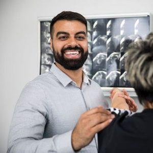 David Aboud Physiotherapist