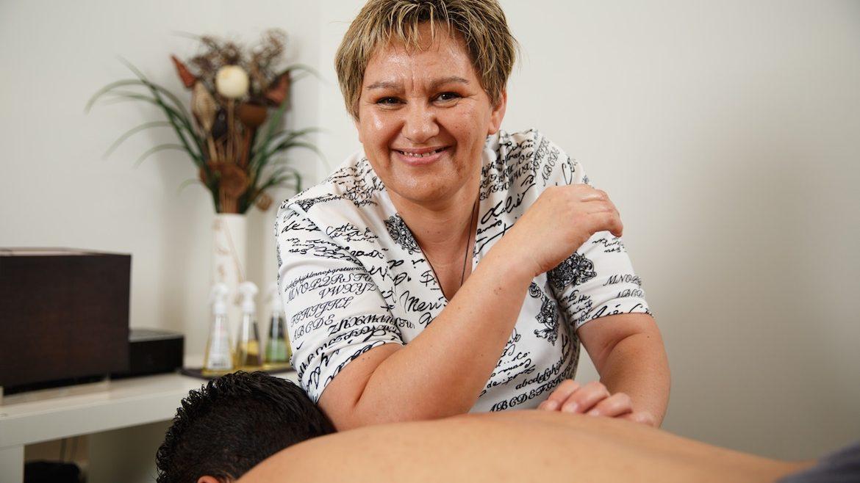 Remedial Massage Therapist in Sydney CBD Jacky Bramley
