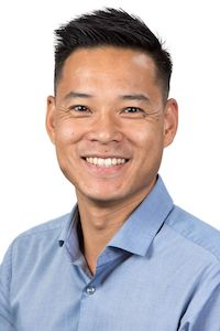 Osteopath Dr Marcus Ng at Quay Health