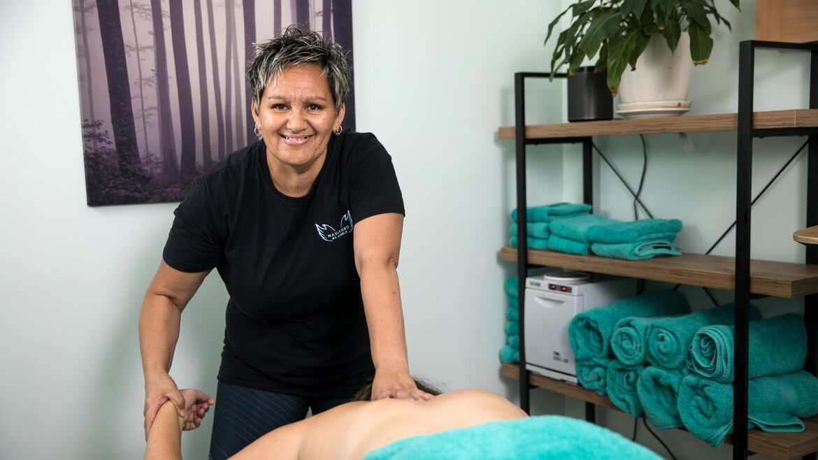 Remedial Massage Therapist Jacky Bramley
