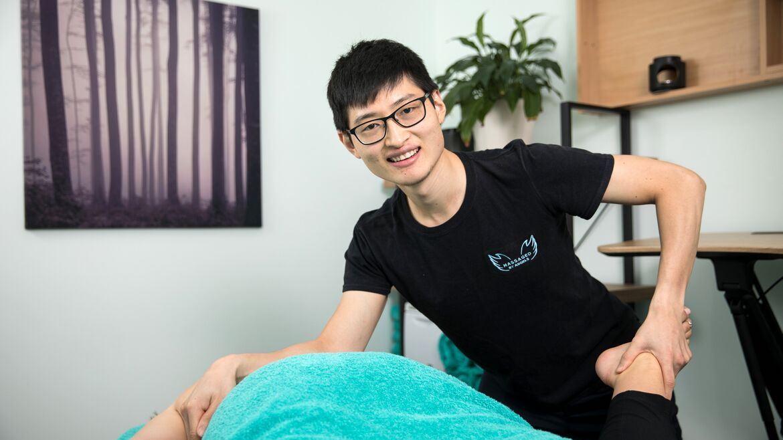 Remedial Massage Therapist JZ
