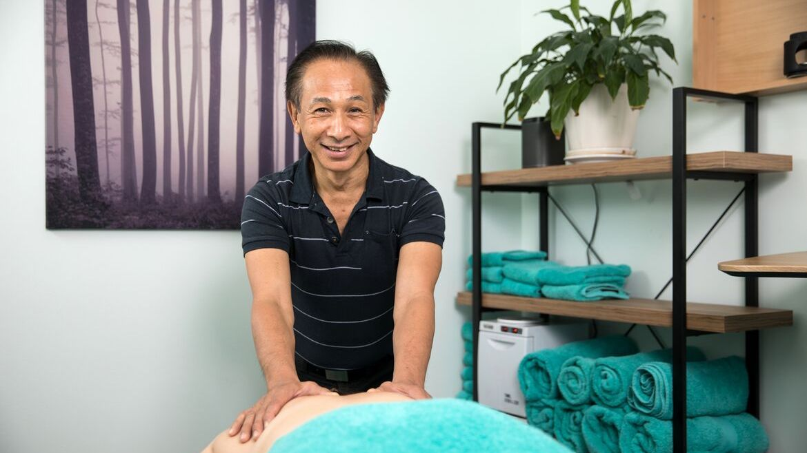 Remedial Massage Therapist John Tran