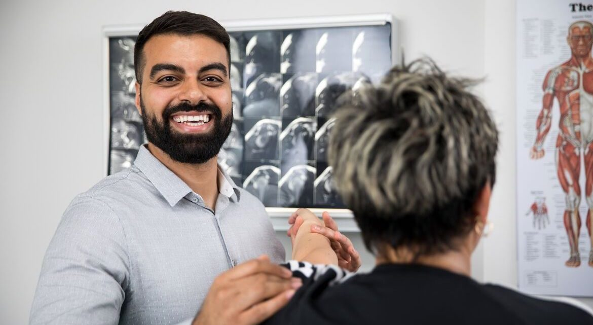 Sydney Physiotherapist and Osteopath Dr David Aboud