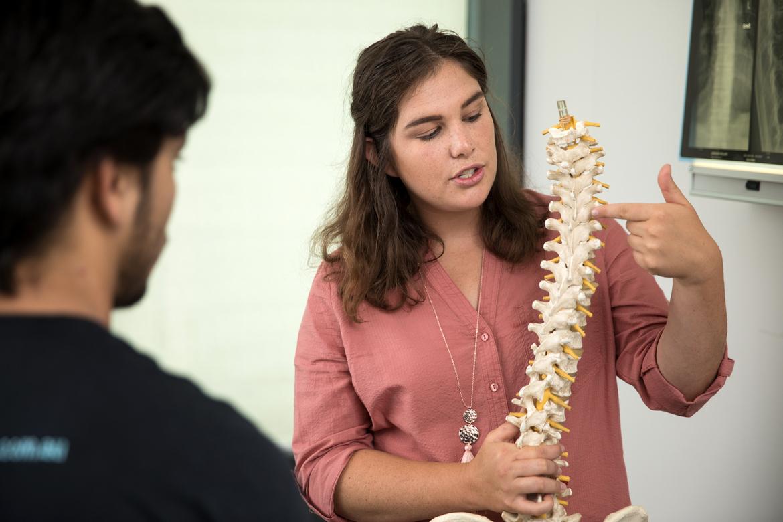 Sydney CBD Osteopath Dr Abbey Davidson