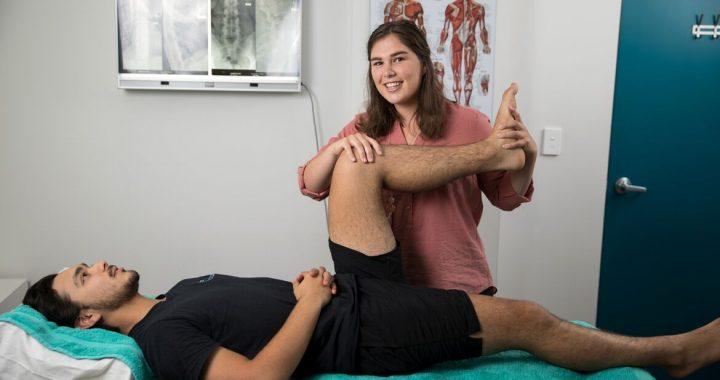 Sydney CBD Osteopath Dr Abbey Davidson is experienced in the treatment of lower leg pain