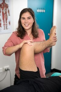 Sydney CBD Dr Abbey Davidson discusses shin splints