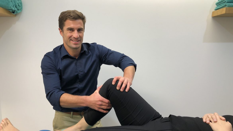 Ryan Dorahy Physiotherapist CBD