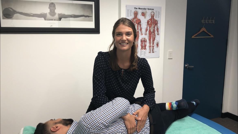 Sydney CBD Osteopath Dr Isabella Clark