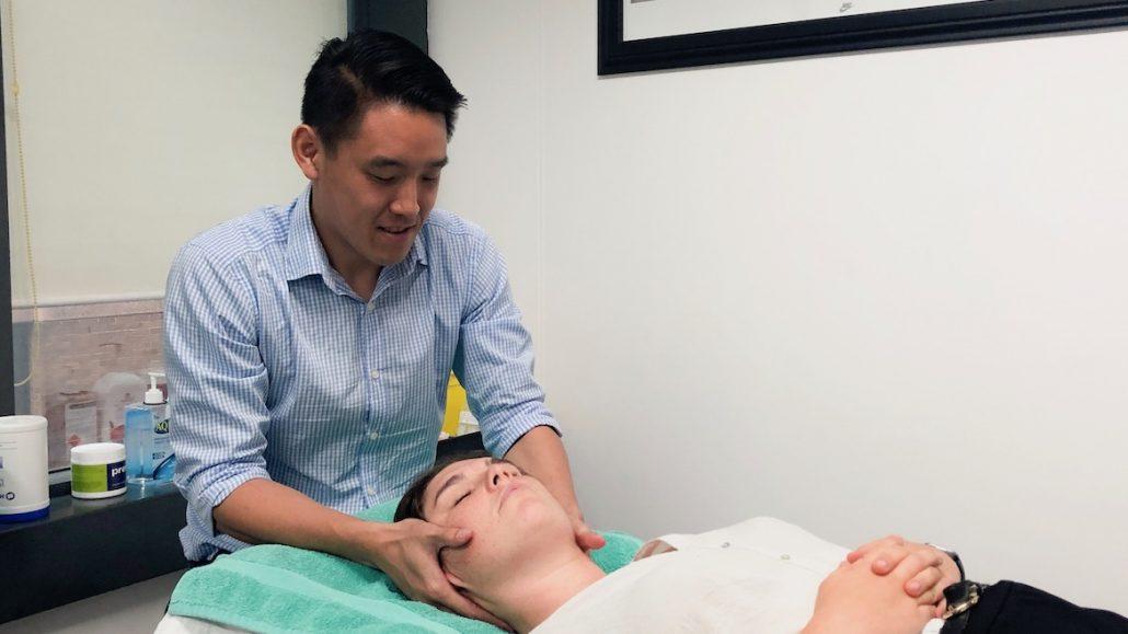 Sydney CBD Chiropractor Dr Steven Tran