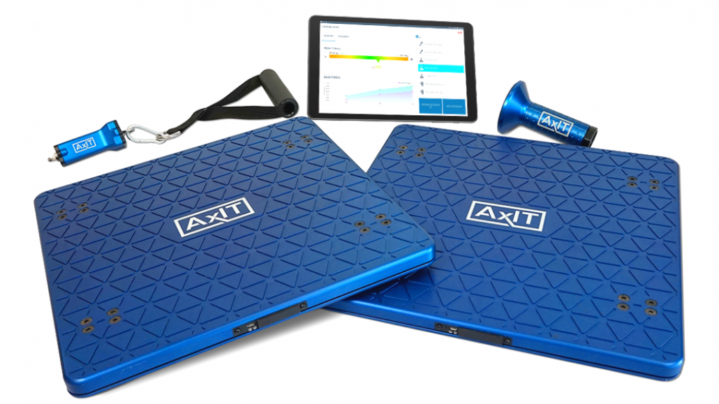 AxIT assessment tools can be used to objectively strength test