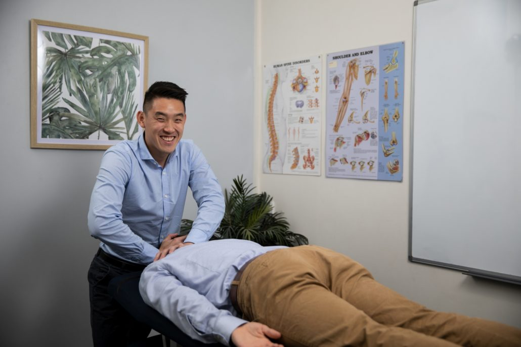 Chiropractic Wynyard with Dr Steven Tran back pain
