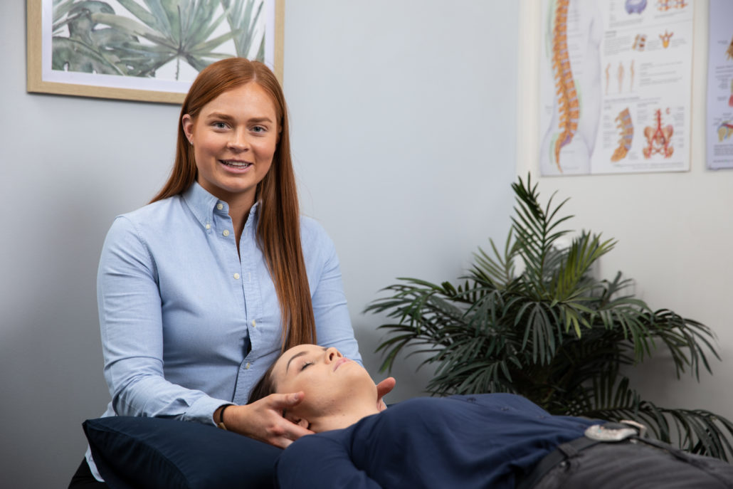 Physiotherapy Wynyard with Brittany Taylor neck pain