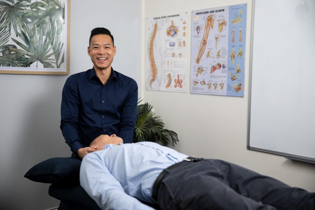 Barangaroo Osteopathy with Dr Marcus Ng