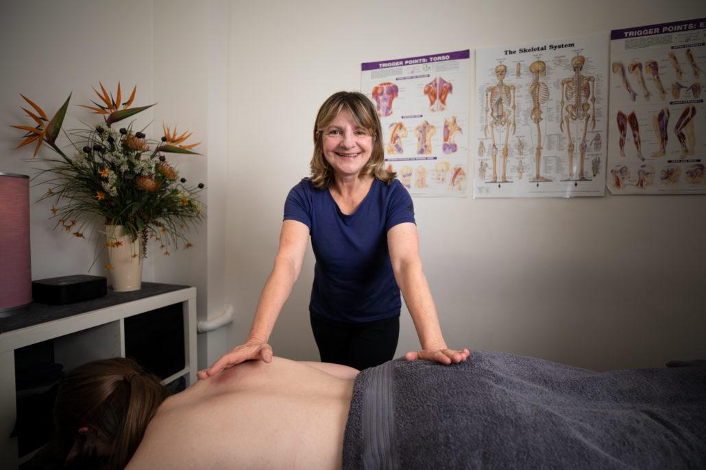 Barangaroo remedial massage therapist Anna Kaminski