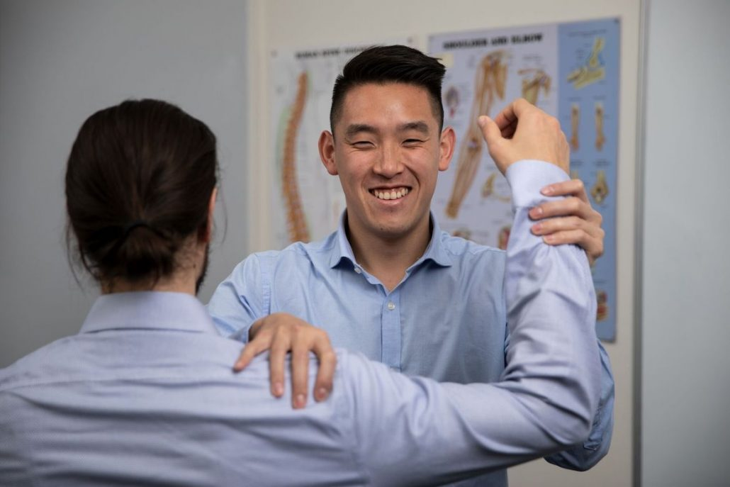 Chiropractic in Town Hall Dr Steven Tran