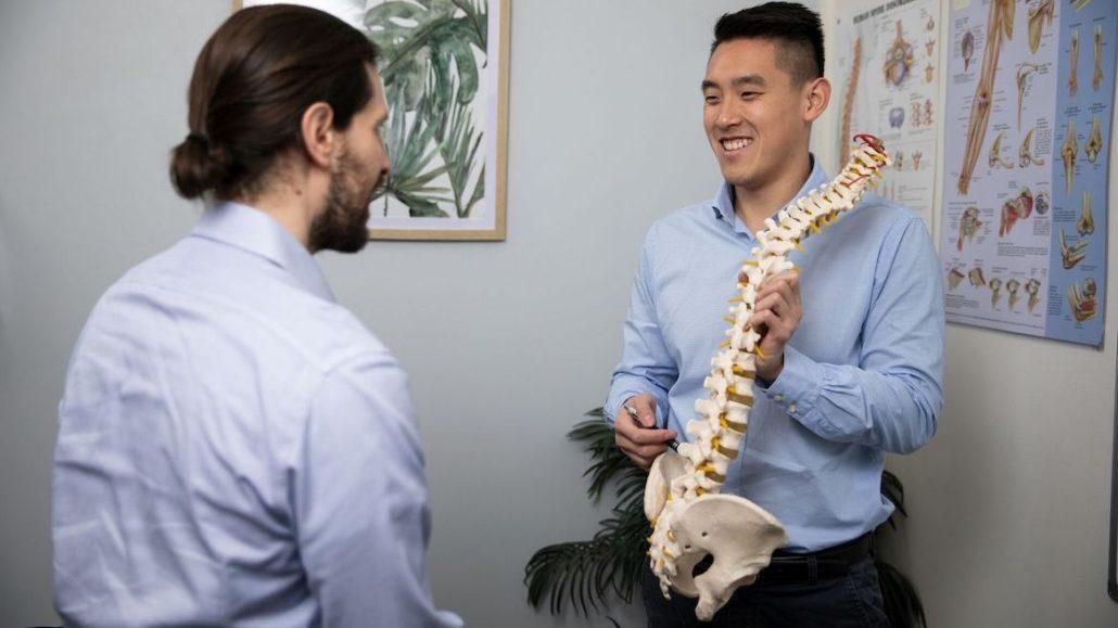 Chiropractic in Wynyard Dr Steven Tran