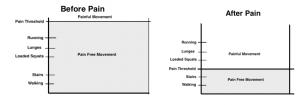 Dan Dope Visual representations of Pain Threshold