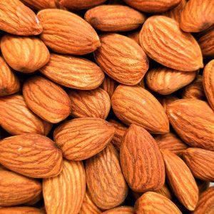 Magnesium source almonds